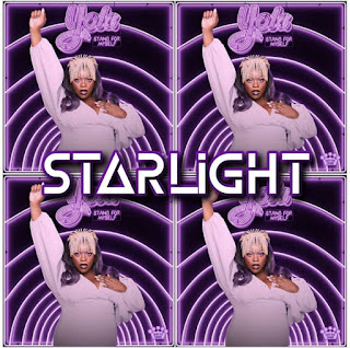 Yola's Song: STARLIGHT (Single-Track) - Chorus: Because in my mind I'm seeing starlight.. - Streaming/MP3 Download