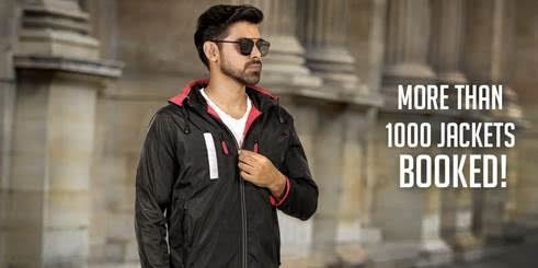 India's 1st Crowdfunded Travel Jacket Returns on Popular Demand!