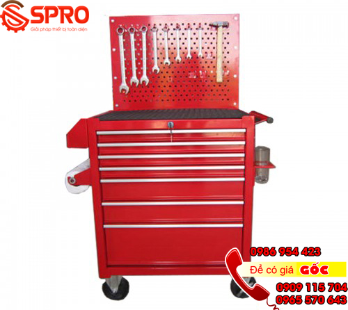 www.123nhanh.com: Tủ đồ nghề 7 ngăn, tủ kéo 7 ngăn đựng dụng cụ giá rẻ tp