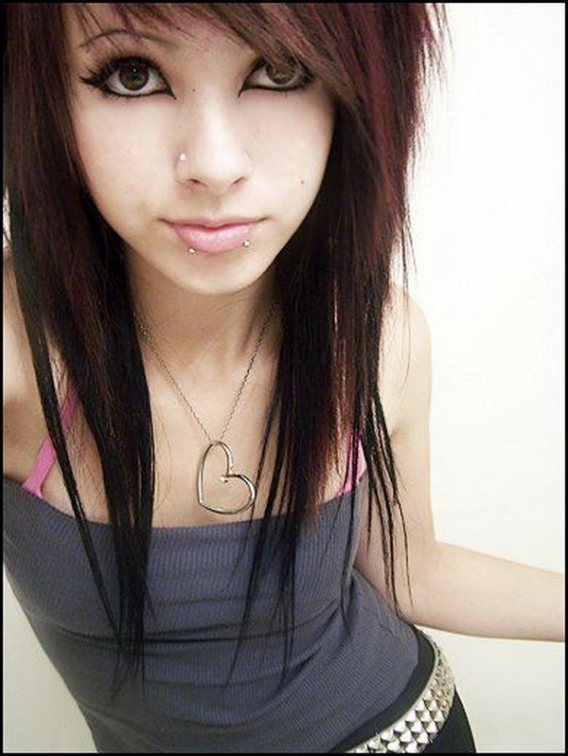 Surprising Most Beautiful Emo Hairstyles For Girls 2015 Stylish Long Emo Short Hairstyles For Black Women Fulllsitofus