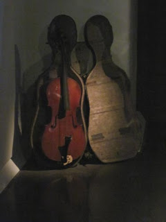 We have nothing to declare...except this cello.