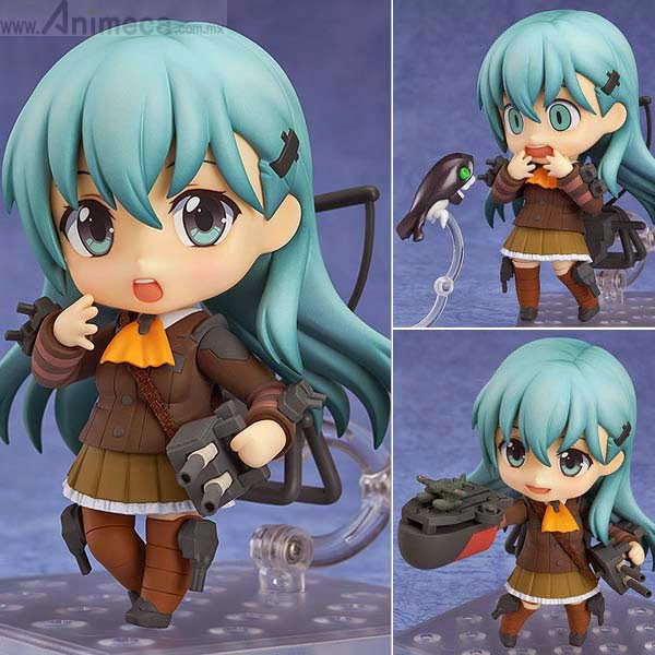 SUZUYA KanColle NENDOROID FIGURE Kantai Collection Good Smile Company