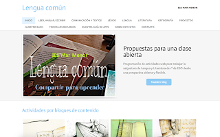 http://lenguacomun.weebly.com/