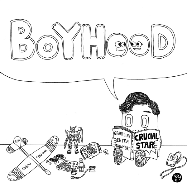 [EP] Crucial Star – Boyhood