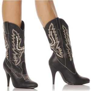 cheap cowgirl boots under 100