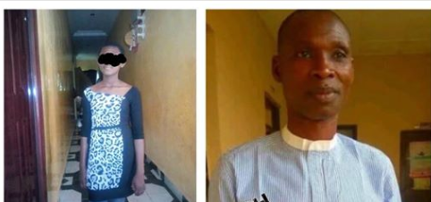Girl Who Was R*ped By Lecturer & His Son Has Died (Photos)