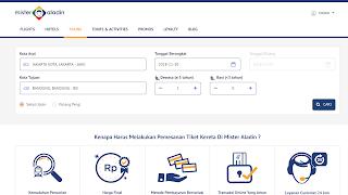 Ayo Booking Tiket Kereta Bandung Jakarta Harga Murah untuk Liburan Anda