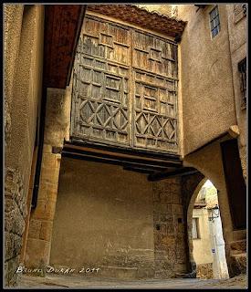 Portal de San Gregorio, Sant Gregori, Beceite, Beseit