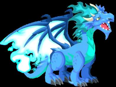 Cool Fire Dragon 3e
