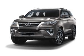 Toyota - Fortuner