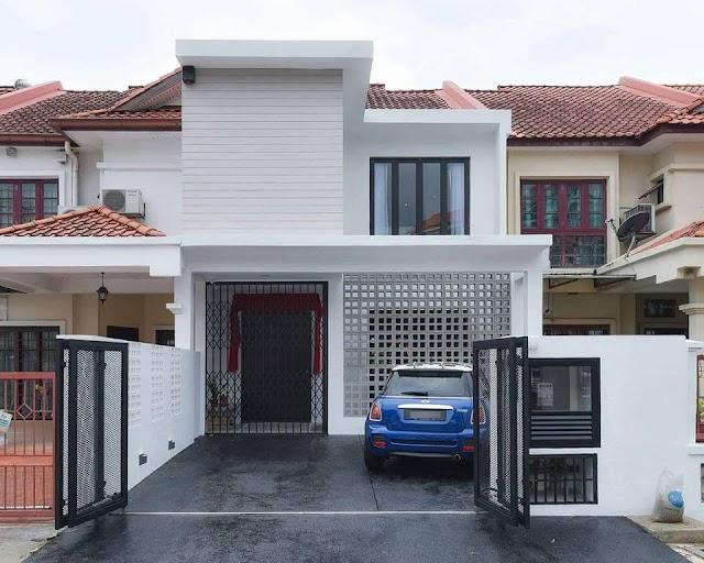 Rumah Kecil Tapi Dekorasi Macam Rumah Mewah