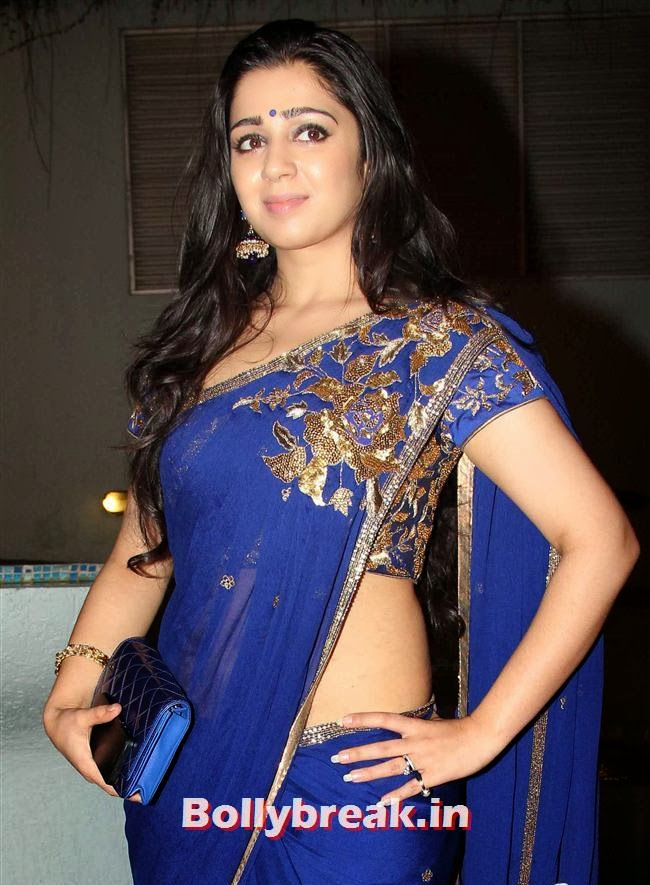 Charmi Kaur, Hot Celebs Grace the Celebrity Cricket League 4 Press Meet