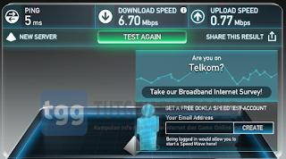 Cara Mudah Mengecek Kecepatan Akses Internet