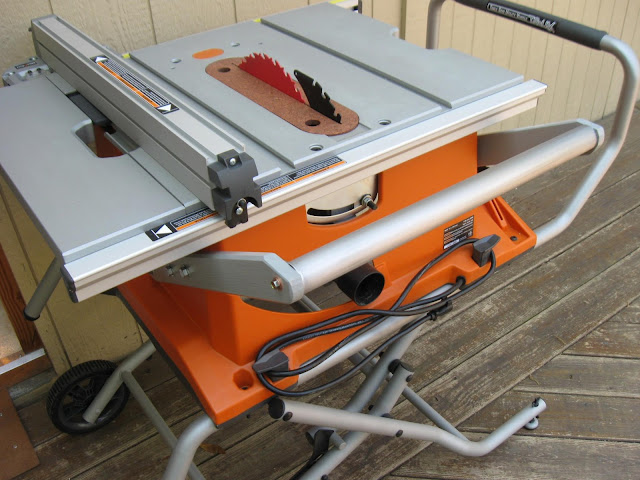 Ridgid R4510 Table Saw