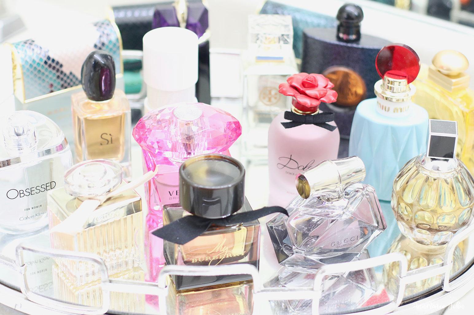 My Top 7 Designer Fragrances