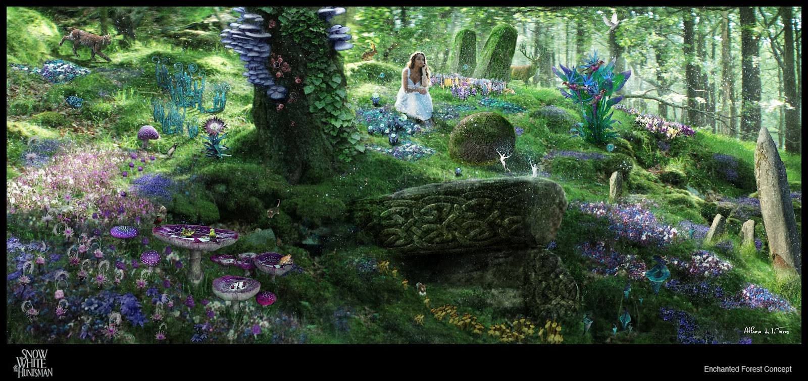 How To Create An Enchanted Fairy Forest Garden