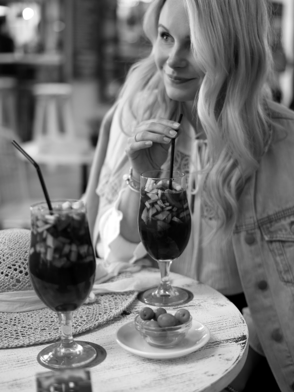 sangria in the city