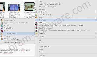 Membuka Video Menggunakan VLC