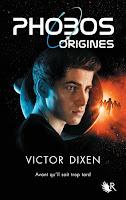 Marcus - Phobos de Victor Dixen