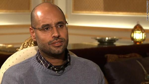 Gaddafi's son Saif al-Islam Freed from Lybia Prison