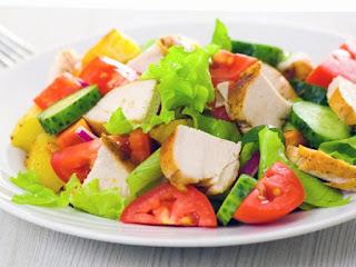 Apuesta por cenas ligeras, salud
