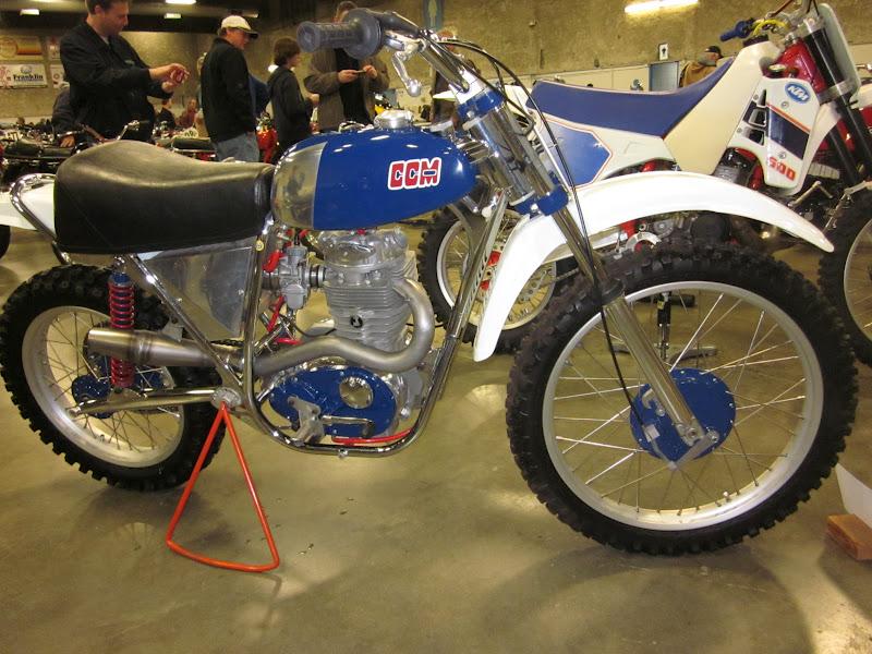 Vintage Motorcycle Replicas 65