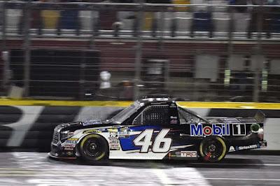 Christian Eckes: No. 46 Mobil 1™ Toyota - #NASCAR