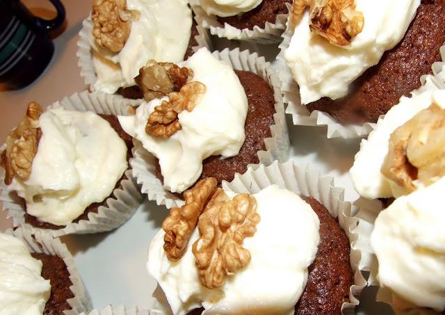 muffinki z mascarpone