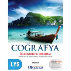 Okyanus LYS Coğrafya Özel Ders Konseptli Soru Bankası