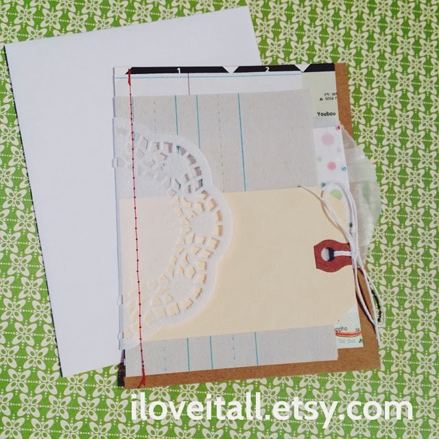 Rustic Greeting Card | iloveitall.etsy.com