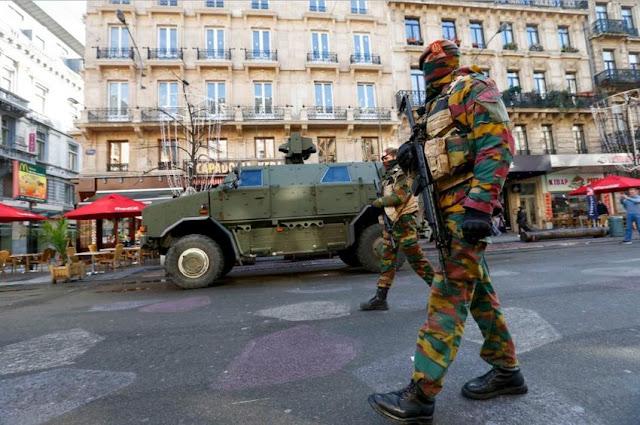 Προβληματισμός για το τρομο-δίκτυο των τζιχαντιστών στην Ευρώπη