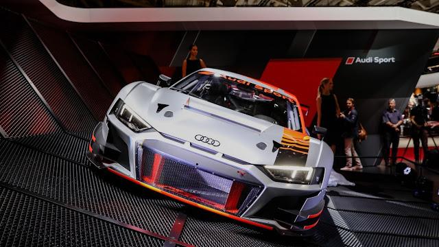 Audi A8, el auto más tecnológico de la firma