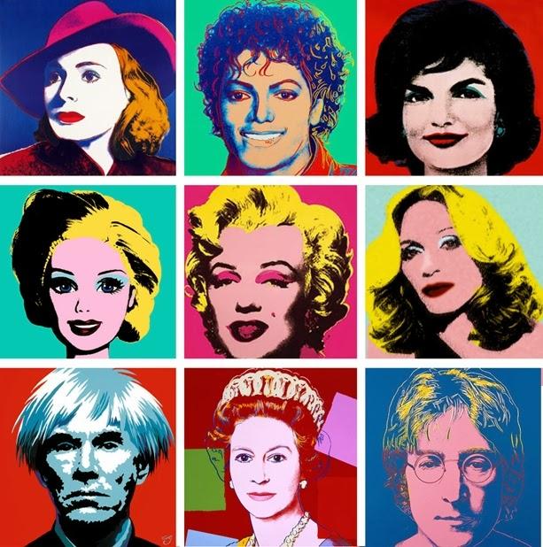 Resultado de imagem para grande Andy Warhol
