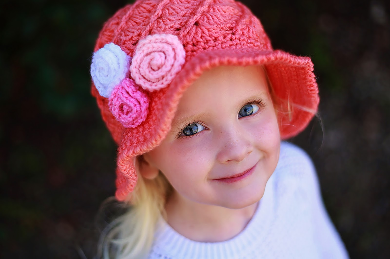 Crochet Hat Pattern For 8 Month Old : Crochet Dreamz: April Sun Hat, Crochet Pattern, Includes ...