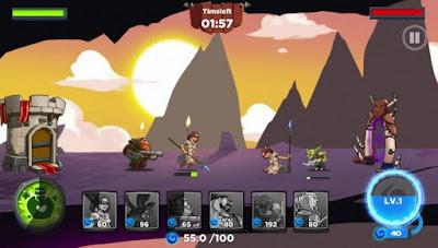 لعبة Castle Kingdom للاندرويد, لعبة Castle Kingdom مهكرة, لعبة Castle Kingdom للاندرويد مهكرة