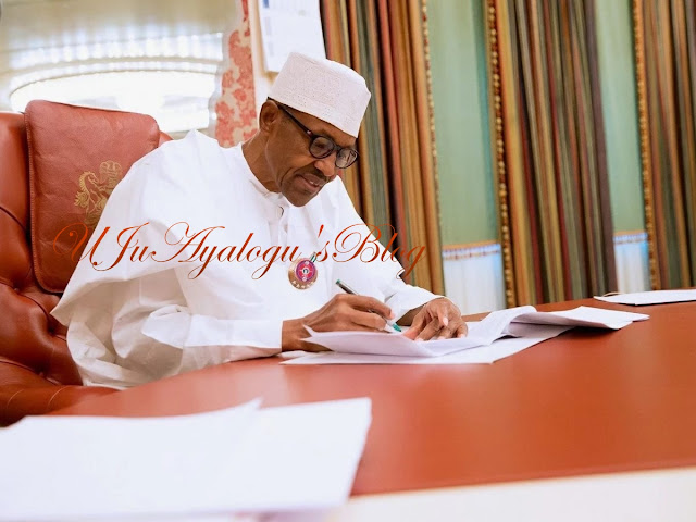 Revealed: Five Governors In Plot To Upturn Buhari's Advice