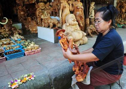 Daftar Lengkap Industri Kerajinan di Bali
