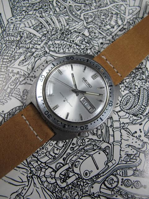 1970 Seiko 6106-7100