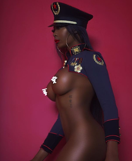 Supermodel, Morey Faith Shares Smoking Hot Nude Photo