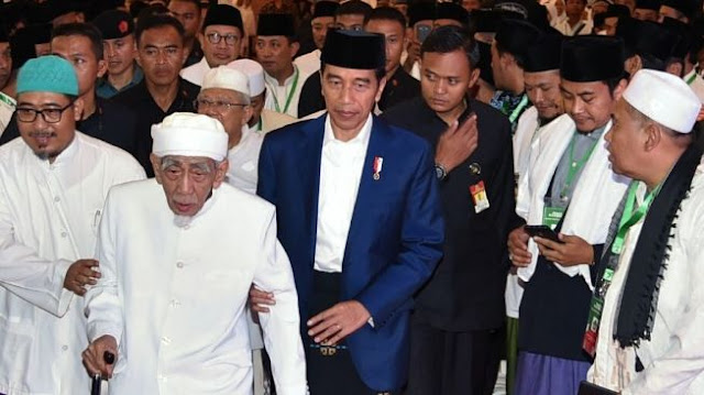 Jokowi: Bagi Saya, Ulama Adalah Penyalur Suara Rakyat dan Umat