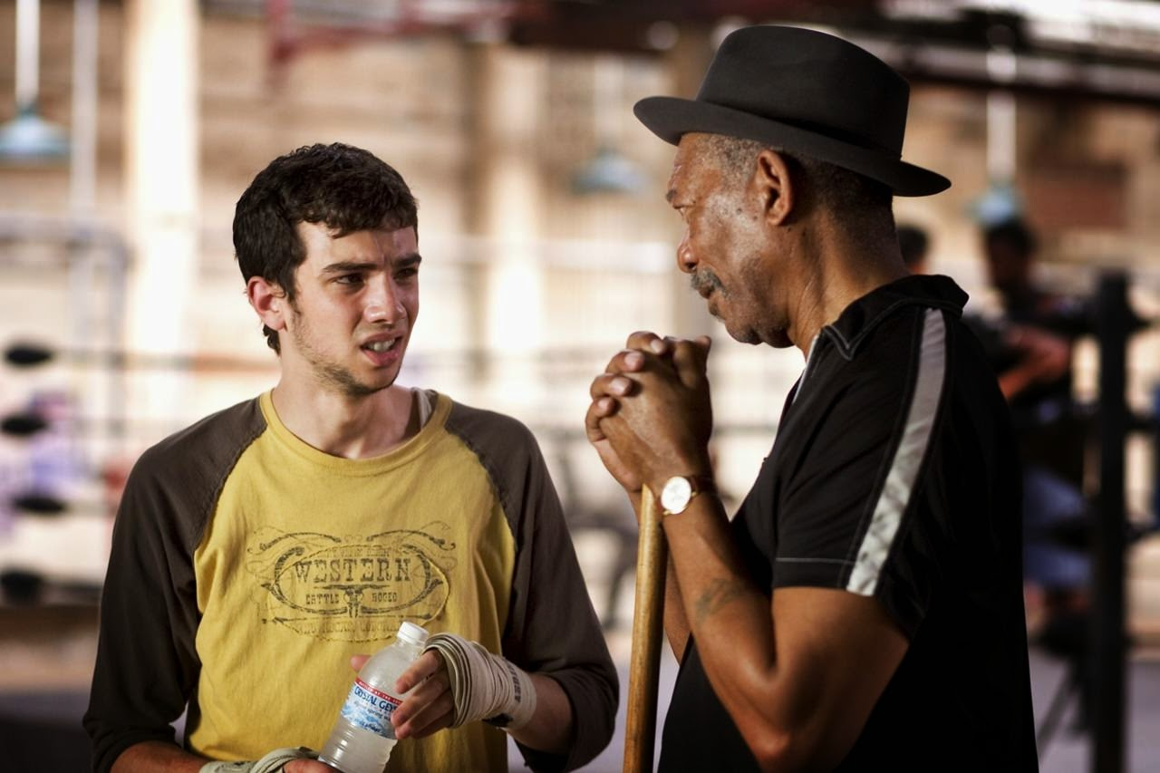 million dollar baby-jay baruchel-morgan freeman