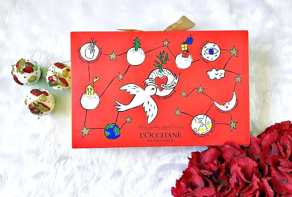 L'Occitane Classic Advent Calendar Review
