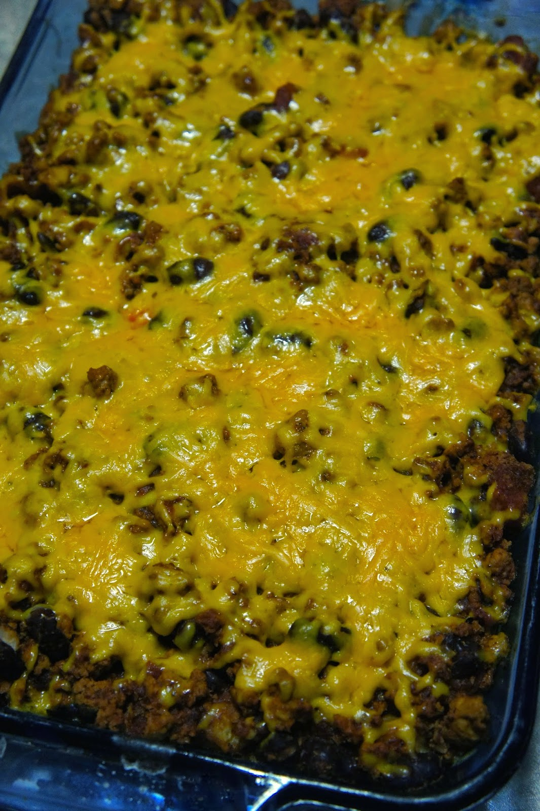 Chili Cheese Tater Tot Casserole: Savory Sweet and Satisfying