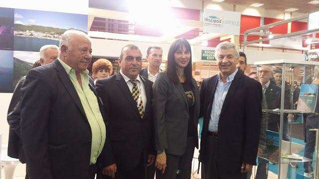 Πρέβεζα: Στην 33η Διεθνή Έκθεση Τουρισμού Θεσσαλονίκης Philoxenia έδωσε και πάλι το παρόν η Νέα Ένωση Ξενοδόχων Π.Ε. Πρέβεζας