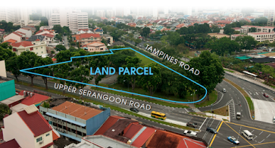 Mixed Condo Stars of Kovan's Land Parcel