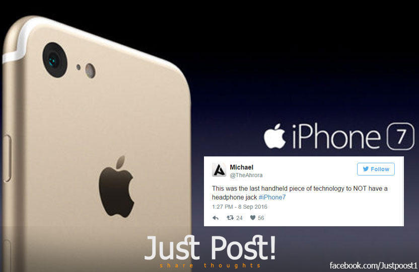 15 Tweets Show How the Internet Reacted to the iPhone 7 Launch