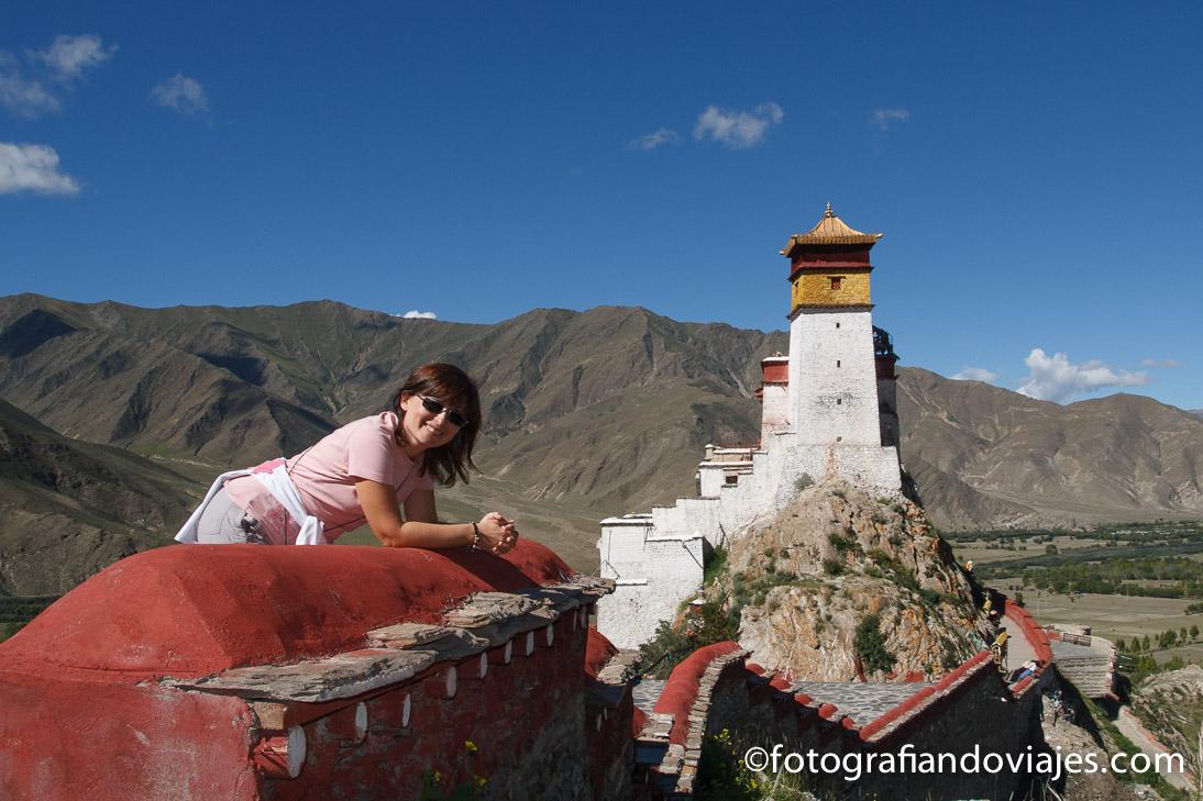 Monasterio Yumbulagang Tibet