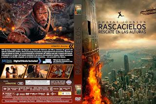CARATULA RASCACIELOS - SKYSCRAPER - 2018