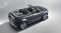 New RANGE ROVER Evoque Convertible 2016