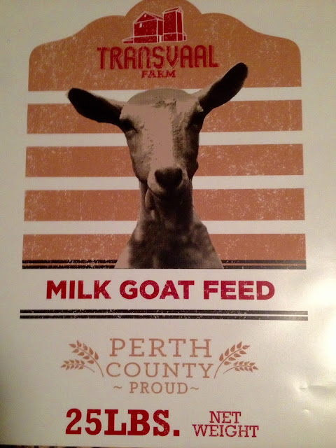 Transvaal Farm and C'estbon Cheese: As Goat As It Gets